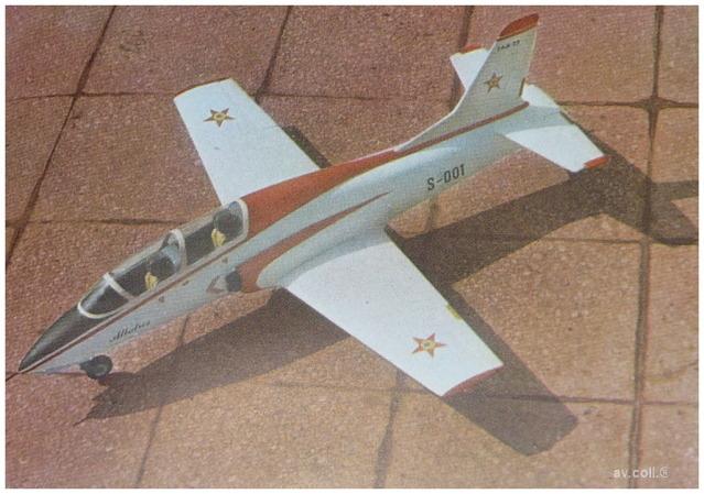 IAR 99 Soim - Pagina 2 PrototipIAR-99Albatrosmod01042012