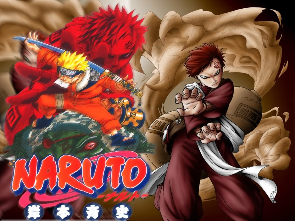 [Album] Naruto and Gaara 405781-20070429134334