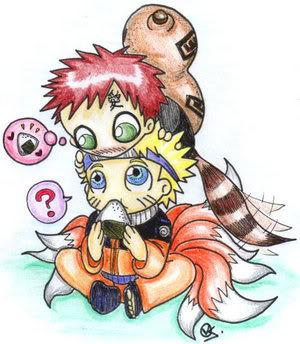 [Album] Naruto and Gaara 457082lk2drljni9