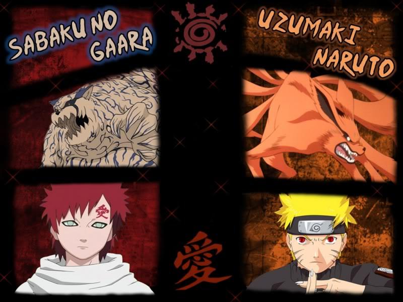 [Album] Naruto and Gaara _-gaara-and-naruto-_
