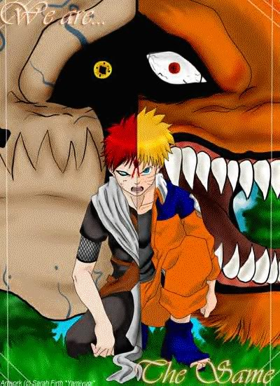[Album] Naruto and Gaara Gaaraandnarutoanddemons