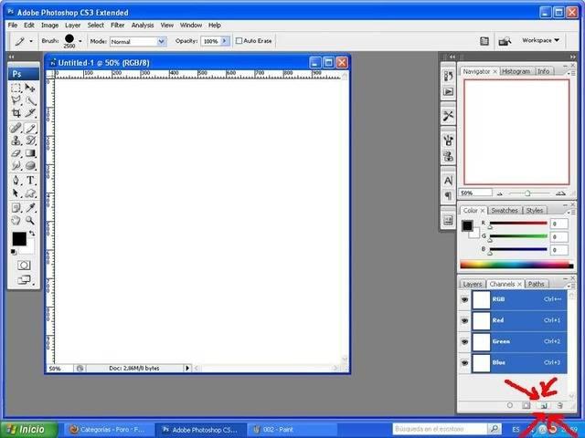 TUTORIAL: Patterns, crea tu propio diseño con Photoshop y Workshop (Fácil) 003
