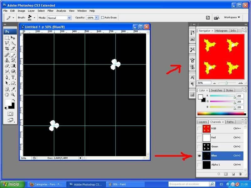 TUTORIAL: Patterns, crea tu propio diseño con Photoshop y Workshop (Fácil) 007