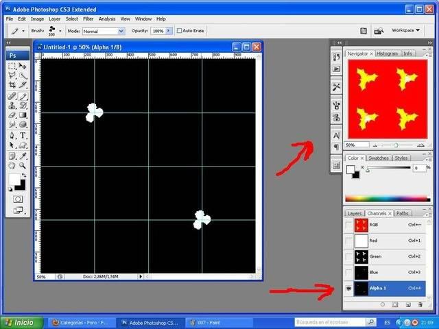TUTORIAL: Patterns, crea tu propio diseño con Photoshop y Workshop (Fácil) 008