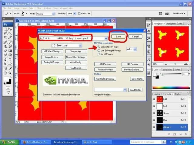 TUTORIAL: Patterns, crea tu propio diseño con Photoshop y Workshop (Fácil) 011