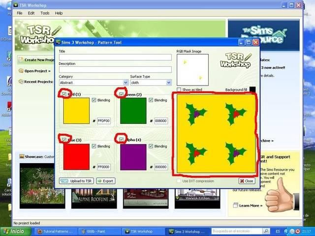 TUTORIAL: Patterns, crea tu propio diseño con Photoshop y Workshop (Fácil) 014