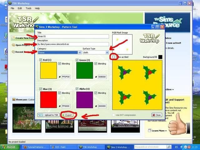 TUTORIAL: Patterns, crea tu propio diseño con Photoshop y Workshop (Fácil) 015