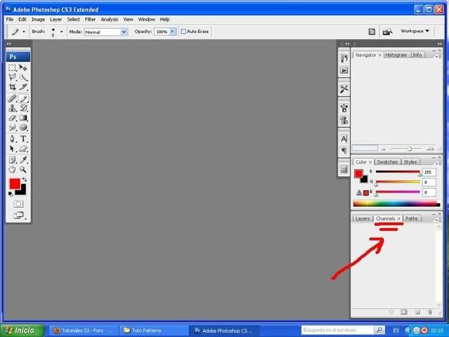 TUTORIAL: Patterns, crea tu propio diseño con Photoshop y Workshop (Fácil) Untitled-1