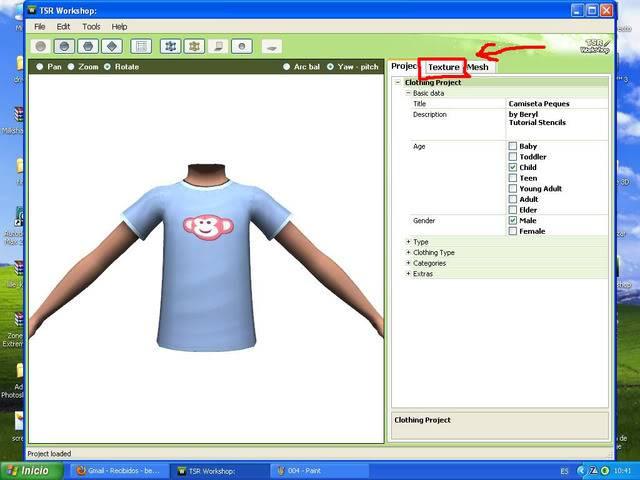 TUTORIAL: Stencils en ropa, añade logos e imagenes en tus camisetas (Workshop y Photoshop) [Fácil] 005