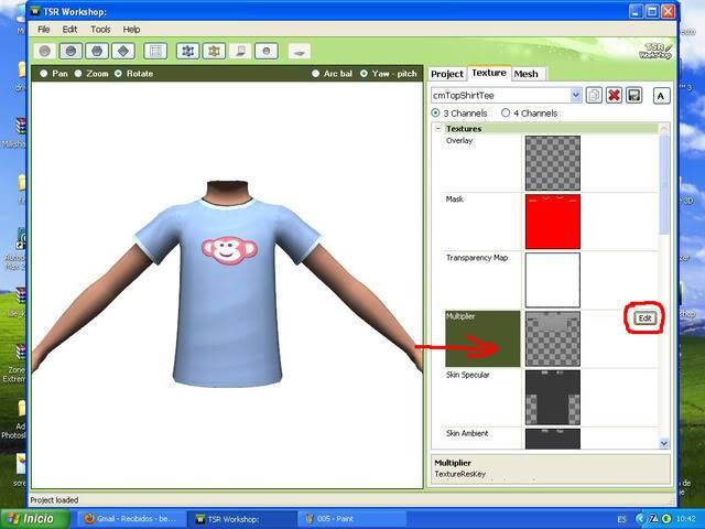 TUTORIAL: Stencils en ropa, añade logos e imagenes en tus camisetas (Workshop y Photoshop) [Fácil] 006
