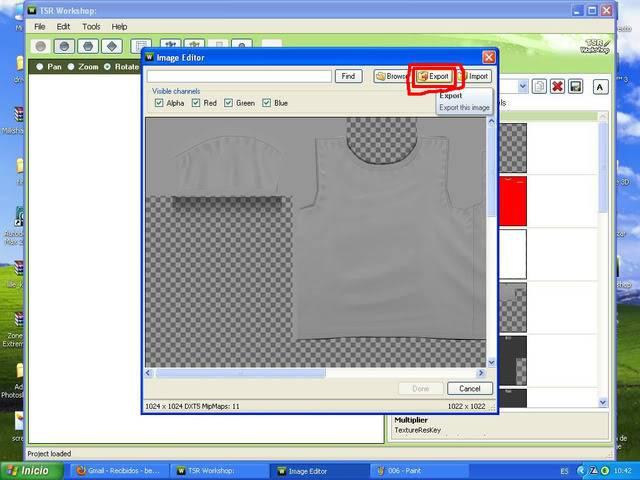 TUTORIAL: Stencils en ropa, añade logos e imagenes en tus camisetas (Workshop y Photoshop) [Fácil] 007