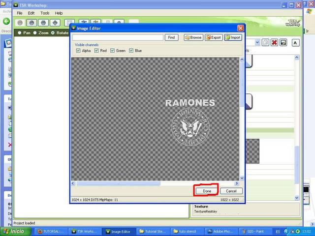 TUTORIAL: Stencils en ropa, añade logos e imagenes en tus camisetas (Workshop y Photoshop) [Fácil] 021