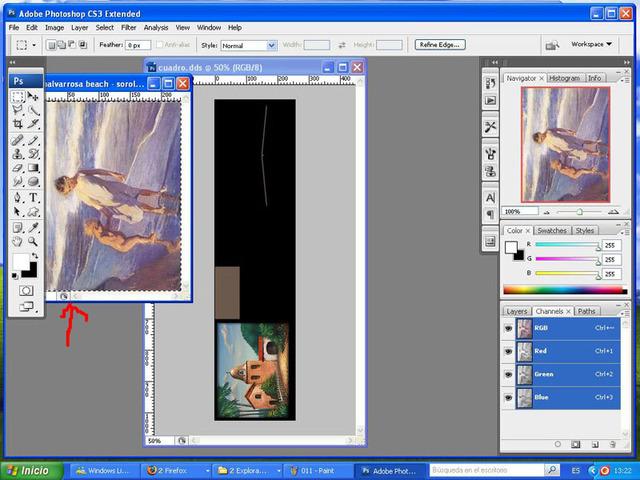 Crear cuadros con TSR-WORKSHOP - Modificación de la lámina 011