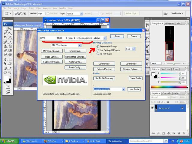 Crear cuadros con TSR-WORKSHOP - Modificación de la lámina 013
