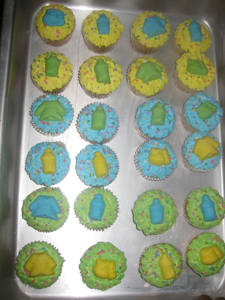 Cupcakes para baby shower niño IMG_0201