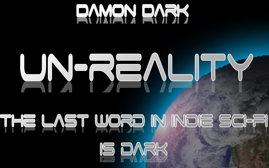 Damon Dark: Un-Reality Fan Poster Unreality