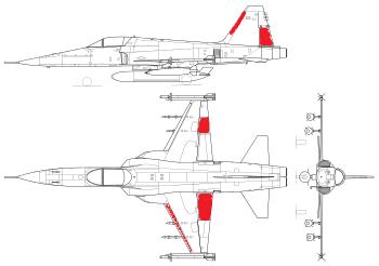 F-5...ναι F-5 αλλά πως????? - Σελίδα 2 350px-F5-E_Tiger_II_svg-2