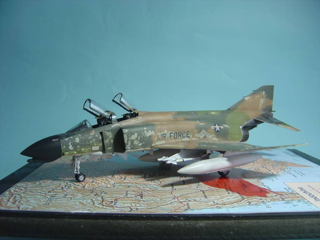 F-4C  1/48 Bill Sweders Mig killer DSC00048
