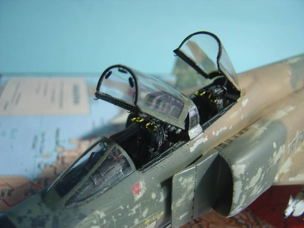 F-4C  1/48 Bill Sweders Mig killer DSC00054