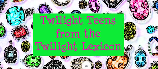 Twilight Lexicon Teens