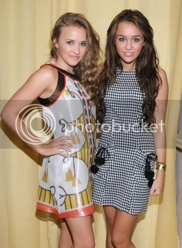 Miley i Emily Mileyandemily
