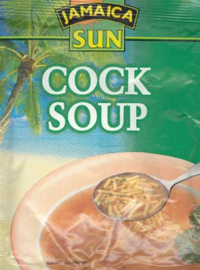 The score has been settled with Soup