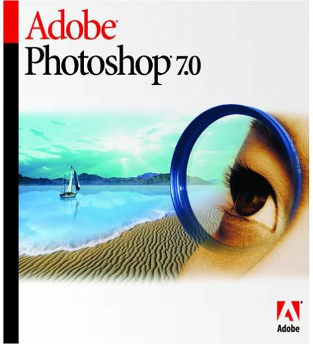 Adobe Photoshop 7.0 + Serial (Portugues) Photoshop7