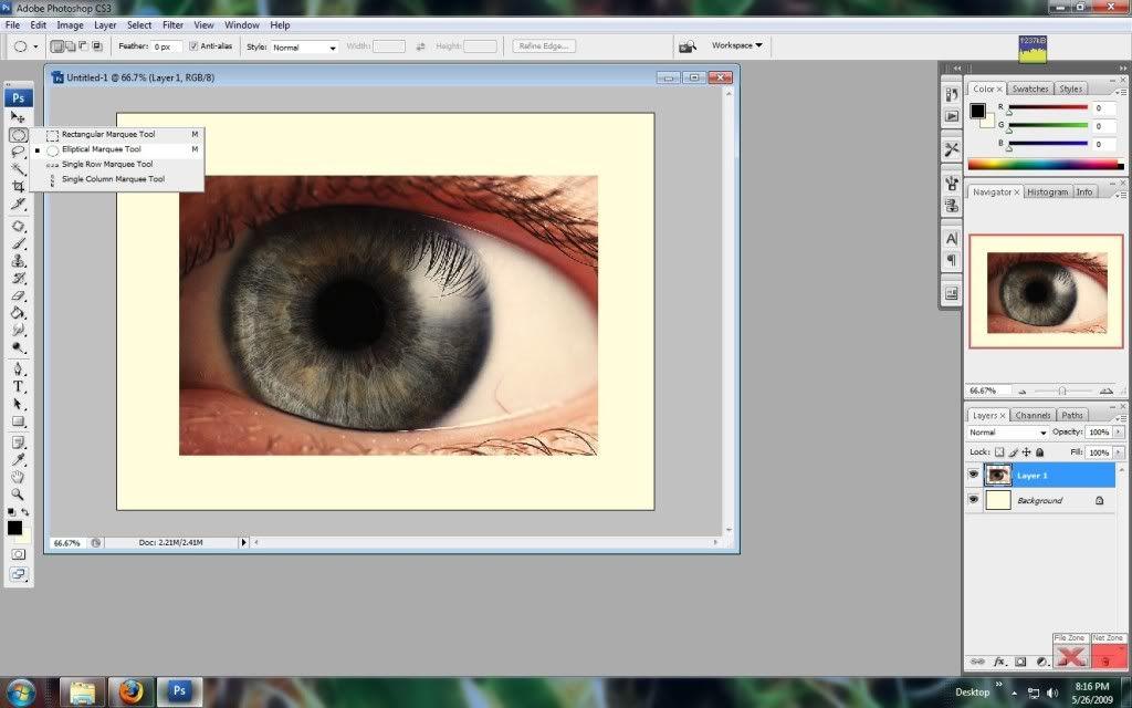 Cum sa schimbi culoarea ochilor 2-2