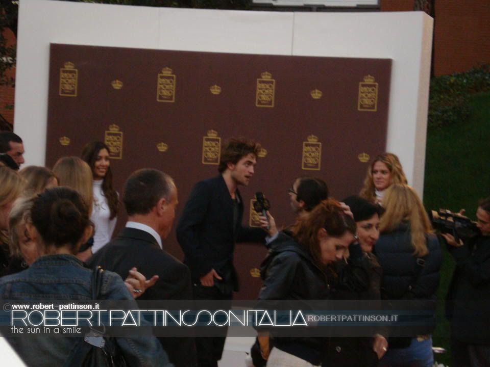Festival du Film... Rome... 2008 0RomeRob1