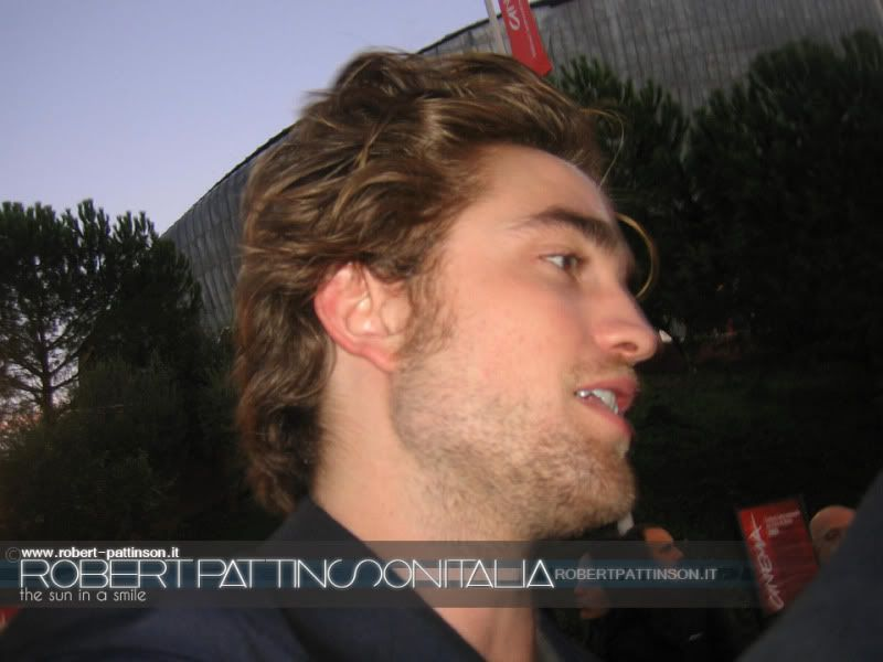 Festival du Film... Rome... 2008 0RomeRob18-1