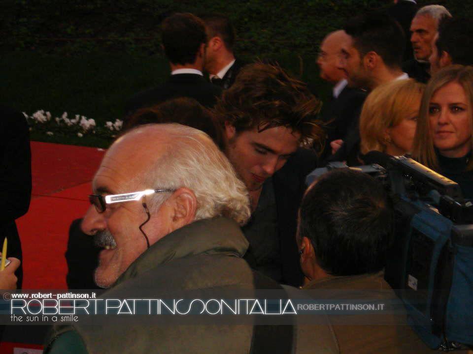 Festival du Film... Rome... 2008 0RomeRob2