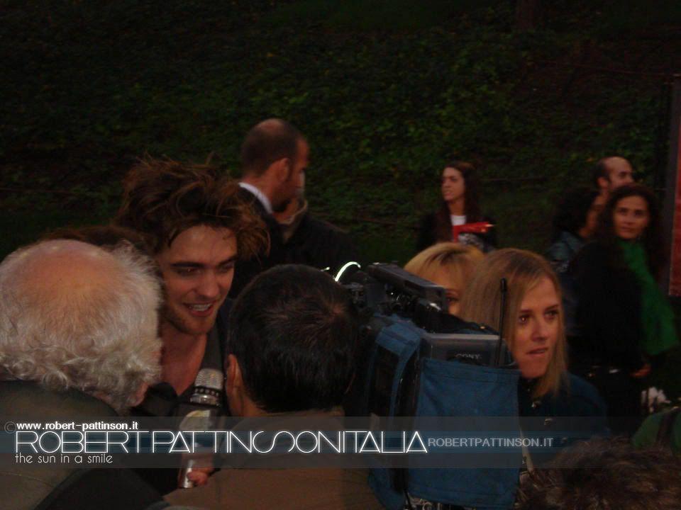Festival du Film... Rome... 2008 0RomeRob3