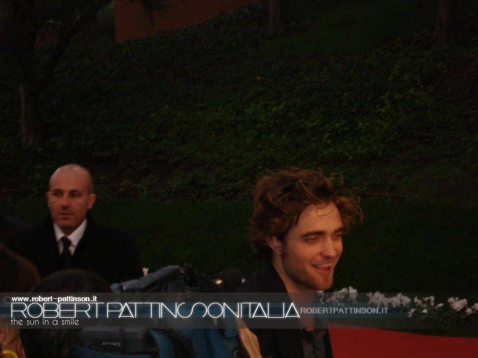 Festival du Film... Rome... 2008 0RomeRob4