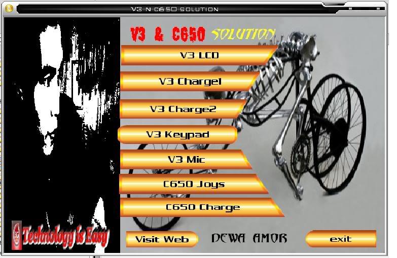V3 n C650 solution .exe by Dewa Amor V3nc650
