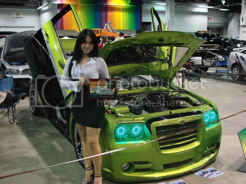 Day 3 of 4 at World of Wheels Chicago 2010. Less pics, nicer rides! DSC03537