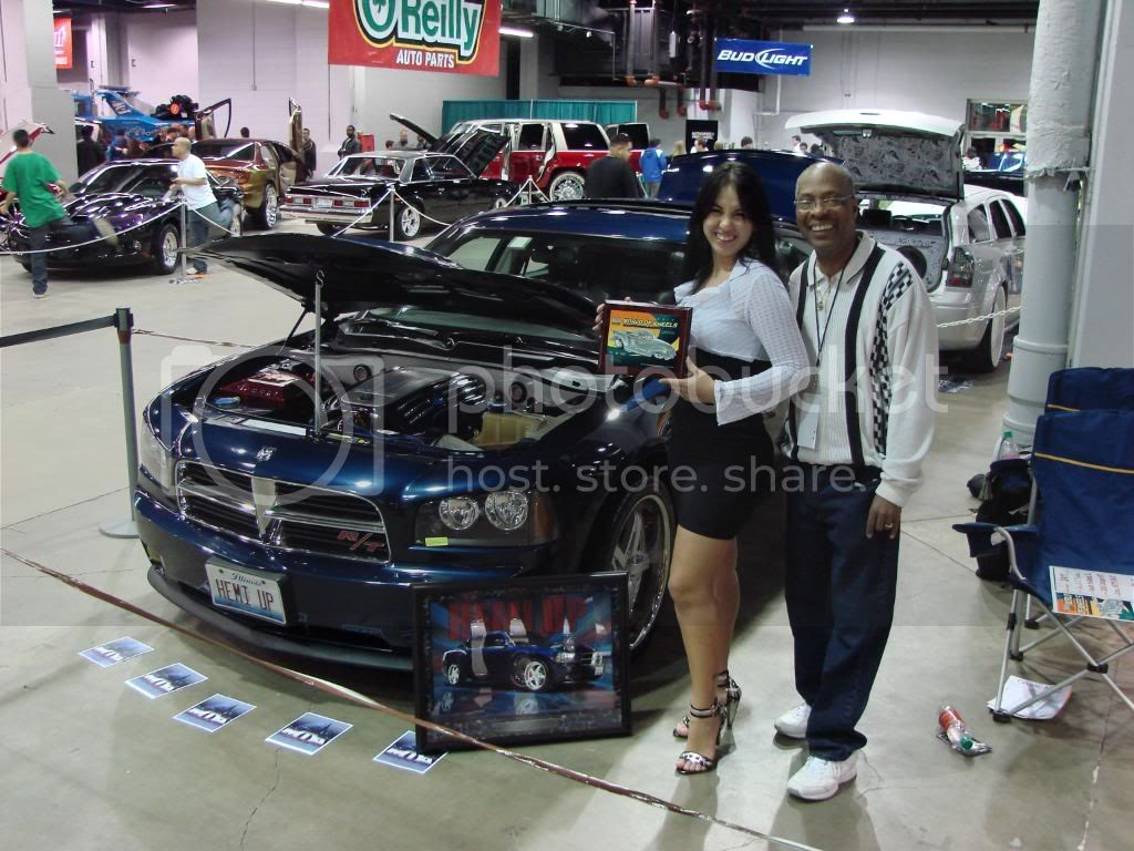 Day 3 of 4 at World of Wheels Chicago 2010. Less pics, nicer rides! DSC03541-1