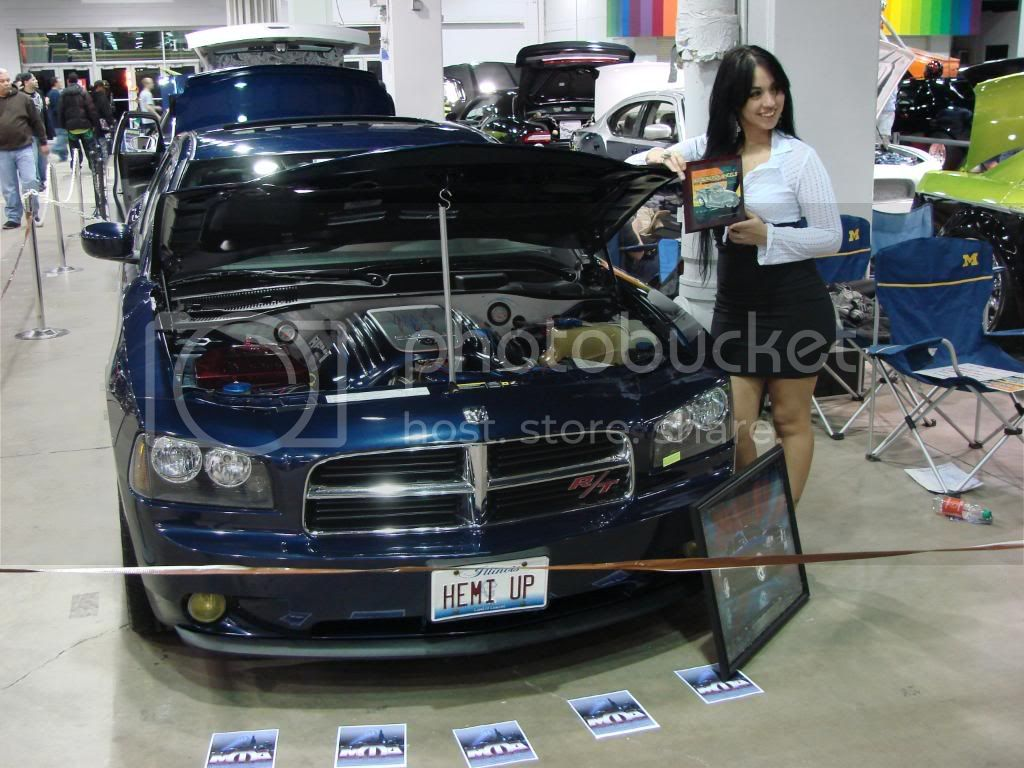 Day 3 of 4 at World of Wheels Chicago 2010. Less pics, nicer rides! DSC03542