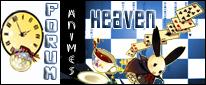 Animes' Heaven :: O paraíso dos animes é aqui! - Portal Banner1