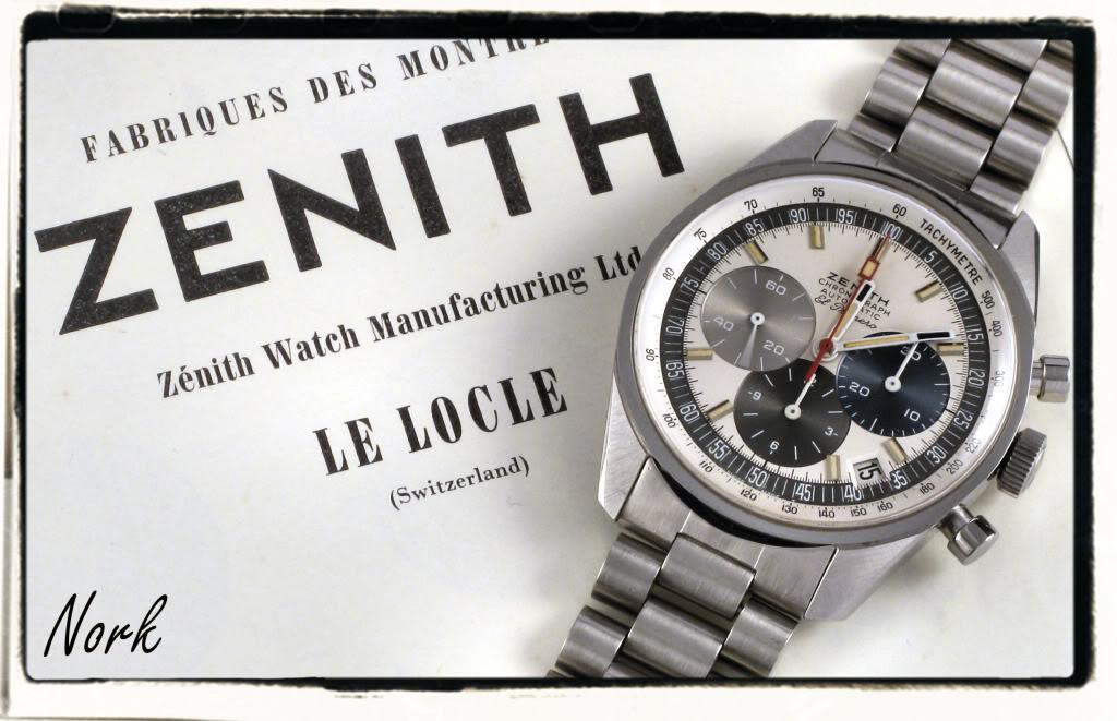 Le modèle Zenith qui symbolise le mieux la marque   Image1