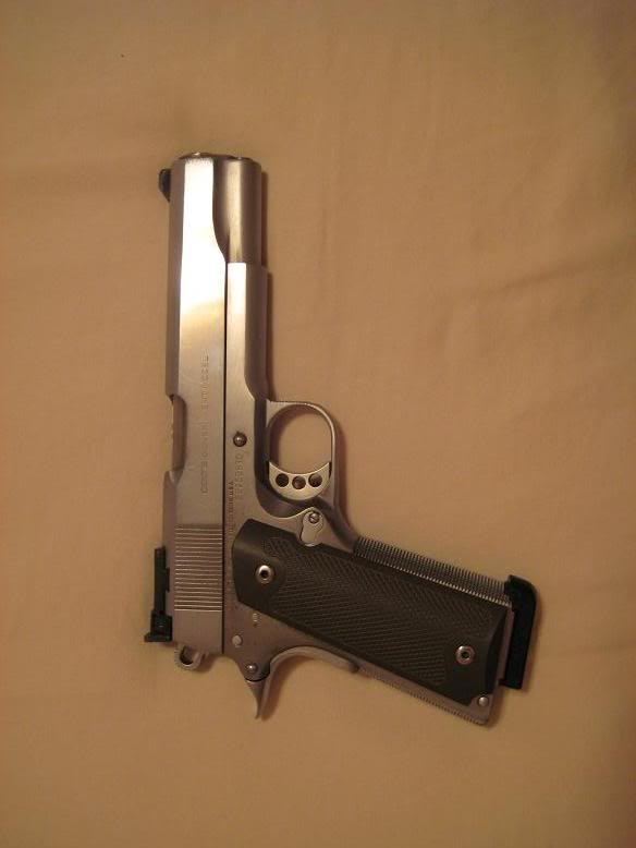 My retirement plan Colt70