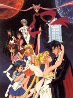Sailor Moon Smrgroup