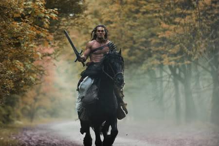 The Ronon Dex/Jason Momoa Thread - Page 10 Horse