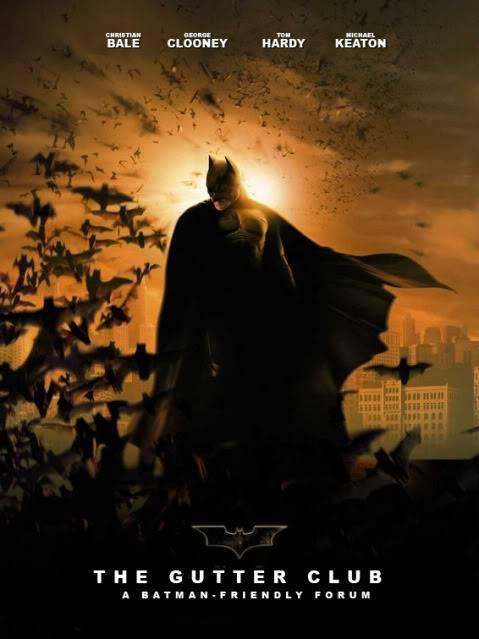 The Batman/Men of Gotham Thread Batman