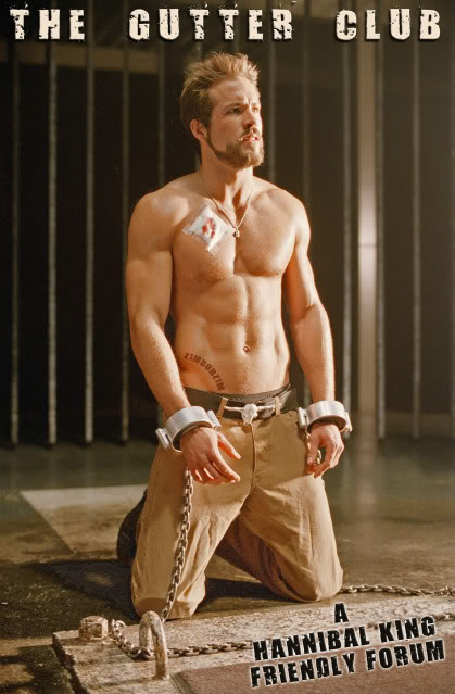 The Hannibal King/Blade: Trinity Thread HKingStarter