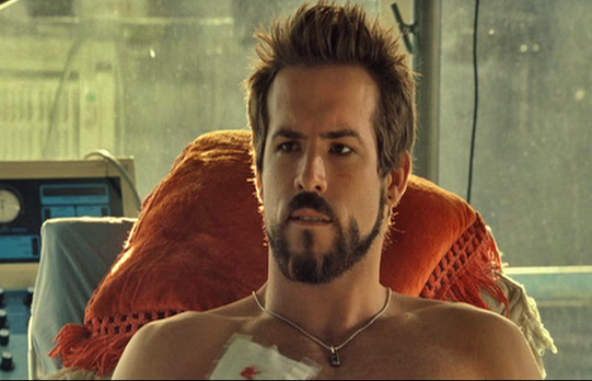The Hannibal King/Blade: Trinity Thread Bed