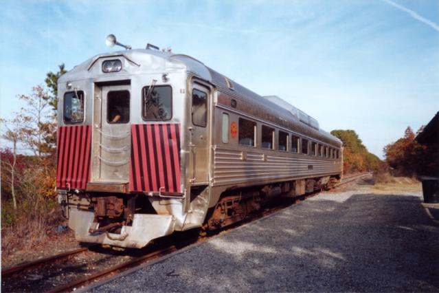 Mr. Munroe Railroad Cmslrdc0002