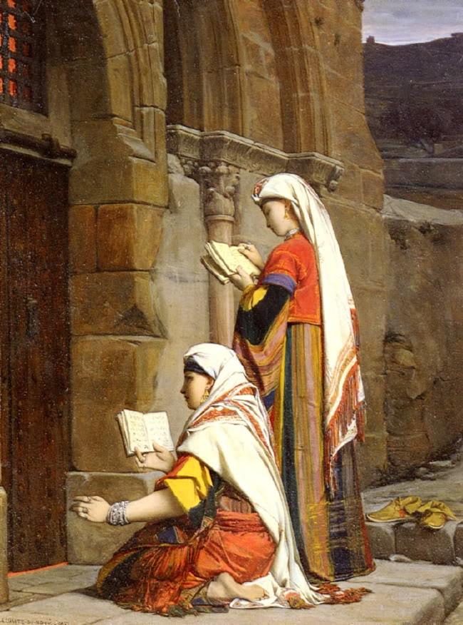 L'Orient en peinture Lecomte_du_Nouy_Tombeau_de_la_Vierge
