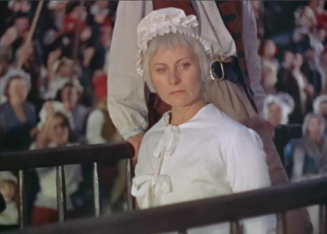 16 octobre - L'exécution de Marie-Antoinette le 16 octobre 1793 M_morgan_marie_antoinette-05