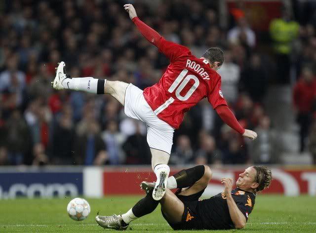 Vũ điệu bóng đá của những Quỷ Đỏ Dance4