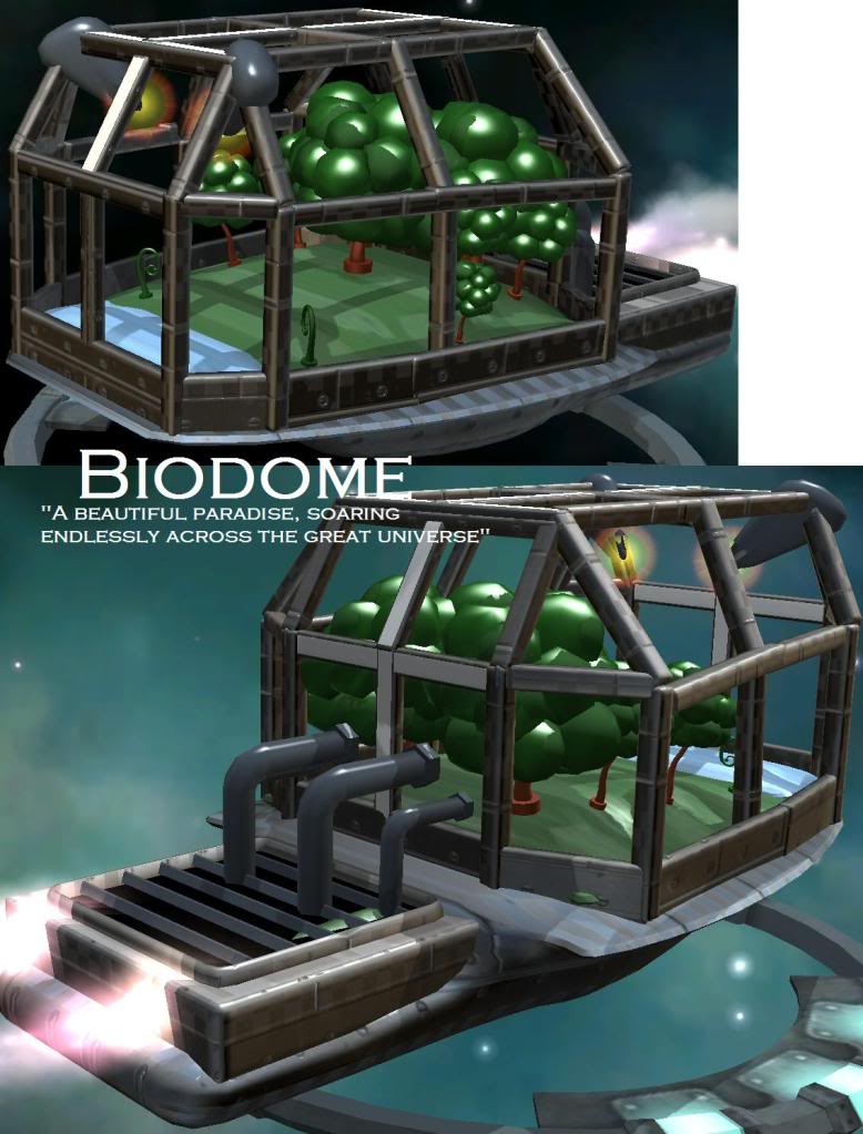 Show us your latest creation. - Page 7 Biodome-1